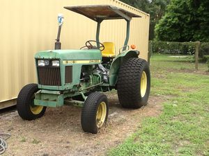 John Deere 950 Farm Tractor for Sale in Haines City, FL