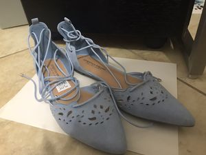 christian siriano (blue flats) for Sale in Miami, FL