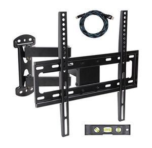 Easygoing Full Motion Tilt Articulating Cantilever Swivel Single Arm LCD TV Wall Mount Bracket For 26 to 55 And Flat Screen Displays,VESA 400 X 400 C for Sale in Los Angeles, CA