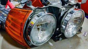 W107 Mercedes-Benz SLC Headlight Set for Sale in Houston, TX