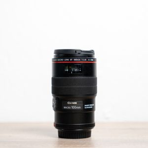 Canon 100 mm EF L Series Lens for Sale in Whittier, CA