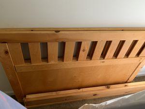 Full bed frame for Sale in Hubert, NC