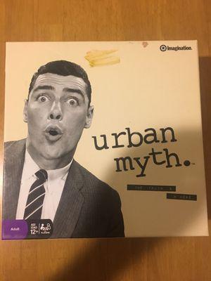 Urban Myth board game for Sale in Glenside, PA