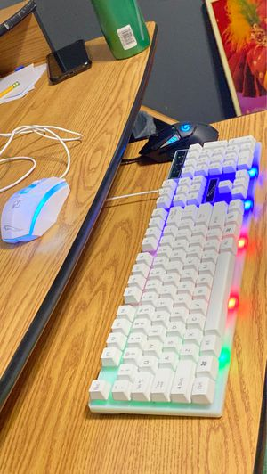 Gaming keyboard and 2 mouses for Sale in Frederick, MD