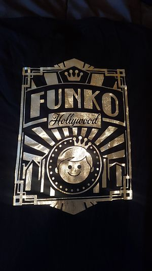 Funko Hollywood Pop Tee Size L for Sale in Los Angeles, CA
