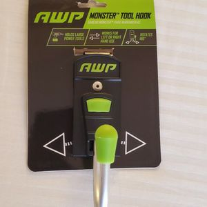 Awp Tool Belt Power Tool Drill Hook for Sale in Phoenix, AZ