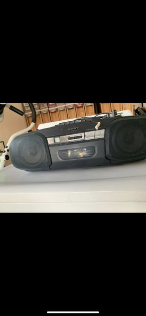 Sony Radio for Sale in Port St. Lucie, FL