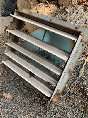 Barn shed garage exhaust fan for Sale in Lake Elmo, MN