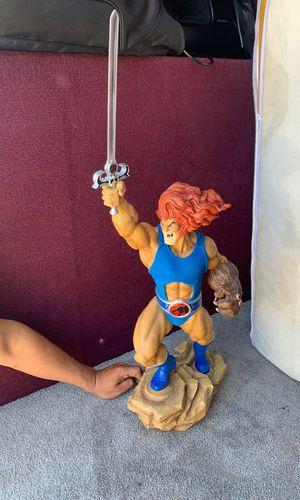 Lion-o statue 1/4 scale collectible for Sale in Sacramento, CA