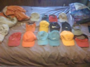 Nike Hats $5.00 per hat for Sale in Kingsport, TN