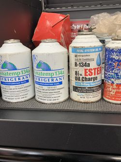 134a And Oil Charge for Sale in Elkridge,  MD