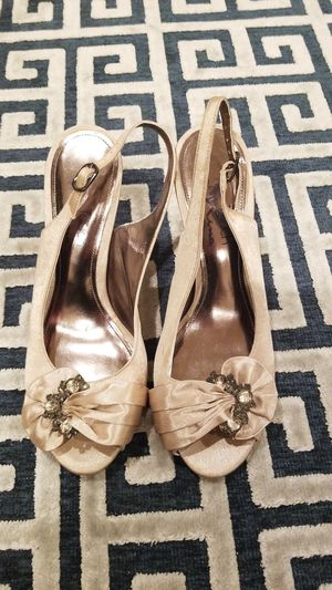 Gorgeous Nina shoes size 7.5 for Sale in Rockville, MD