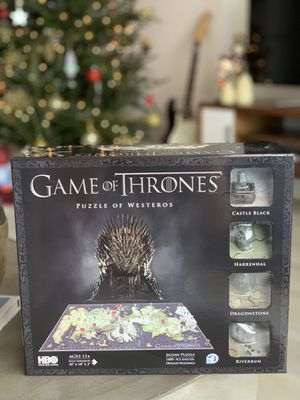 Game of Thrones 4D Puzzle for Sale in West Palm Beach, FL