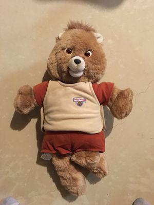 Teddy ruxpin for Sale in Tinley Park, IL