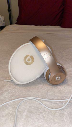 Beats solo headphones for Sale in Aurora, IL