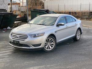 2017 Ford Taurus LIMITED Salvage Repairable for Sale in Jersey City, NJ