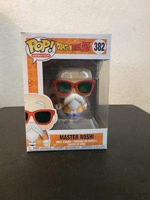 Funko POP! DBZ - Master Roshi for Sale in Reading, PA