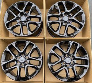 Chevy traverse 18 inch rims for Sale in Compton, CA