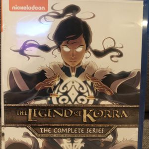 Legend of Korra: The Complete Series [Blu-ray] for Sale in La Habra, CA