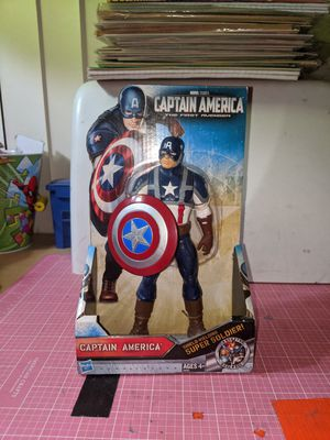 Captain America action figure for Sale in Los Angeles, CA