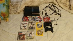It's a new PS3 10 Games 2 controllers I want 250 or best offer for Sale in Tulelake, CA