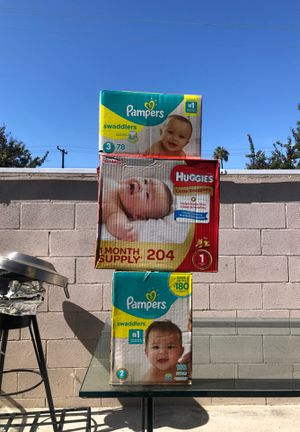 Diapers for Sale in Carson, CA