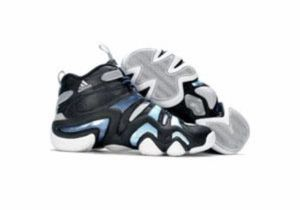 Adidas Men's Kobe Crazy 8 basketball shoes size 11. Black, White, Silver, Blue. Condition is Pre-owned. See pictures ask questions and make an offer! for Sale in Queens, NY