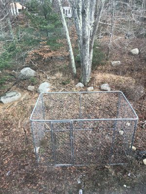 Outdoor dog kennel for Sale in Gloucester, MA