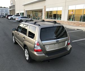 2008 Subaru Forester 2.5X AWD for Sale in Chevy Chase Village, MD