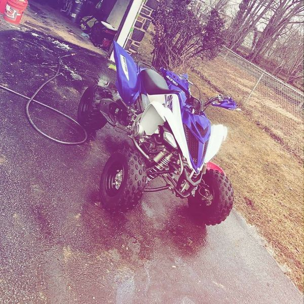For sale 2014 Rapter 700R with title $4500 like new adult owner