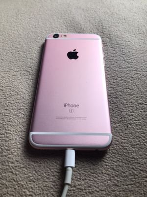 IPhone 6S Rose Gold for Sale in Napa, CA