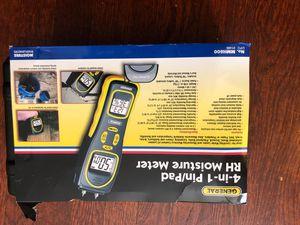 RH 4-in-1 Moisture meter brand new for Sale in Reynoldsburg, OH