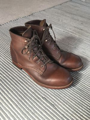 ed8497e7b2b Wolverine 1000 Mile boot, women's 8 for Sale, used