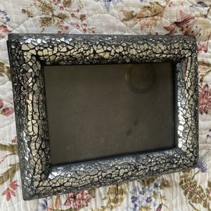 Black Sparkly 5x7 Picture Frame for Sale in Denver, CO
