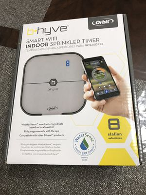 Brand new Orbit WiFi sprinkler controller for Sale in Katy, TX
