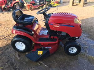 Toro riding lawn mower for Sale in Queen Creek, AZ