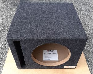 """NEW! 10"""" Vented Subwoofer enclosure for Sale in York, PA"""