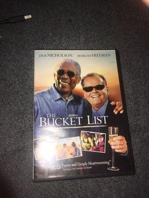 The bucket list for Sale in Millville, NJ
