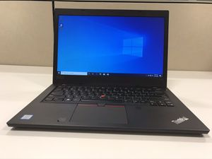 Lenovo ThinkPad L490 - Like new! Core i5 8th gen / 8GB RAM / 128GB SSD M.2 for Sale in Houston, TX