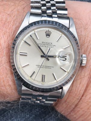 FSOT: Vintage 1972 Rolex ref. 1603 with rare Sigma dial and box. for Sale in Hurst, TX