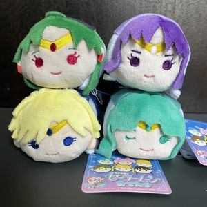 Sailor Moon Tsum Tsum Set 4 Outer for Sale in Tampa, FL