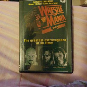 Wwf Wrestlemania X Raided for Sale in Chicago, IL
