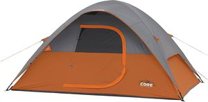CORE 4 Person Dome Tent 9'x7' complete set for Sale in Houston, TX