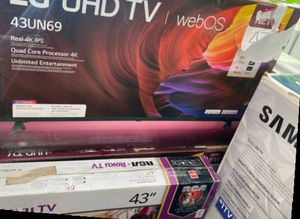 LG 43UN6920ZUA 43in tv🤯🤯🤯 MEV for Sale in Covina, CA