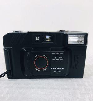 Vintage Premier PC-400 35mm Camera for Sale in Pawtucket, RI