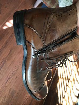 Stacy Adams men's boots. 9.5 for Sale in Santa Clara, CA