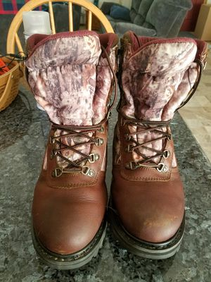 Men's Thinsulate Hunting Boots for Sale in Sunbury, OH