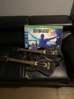 Xbox One Guitar Hero for Sale in North Haven, CT