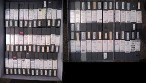 Beta Betacam sp tapes Fuji M321sp 30M lot of 62 for Sale in Alexandria, VA