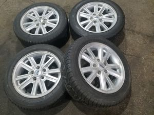 Rims for a ford mustang for Sale in Chicago, IL